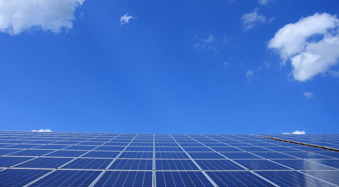 Solar Site Selection for Global Tech Company
